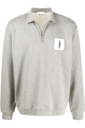 MACKINTOSH Zip-front sweatshirt