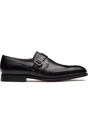 Church's Nevada leather monk brogues