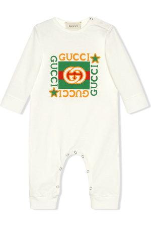 Gucci Vintage logo romper