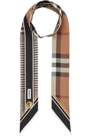 Burberry Scarves - Vintage Check foulard scarf