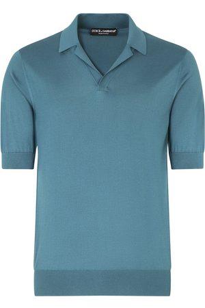 Dolce & Gabbana Men Polo Shirts - Short-sleeve polo shirt
