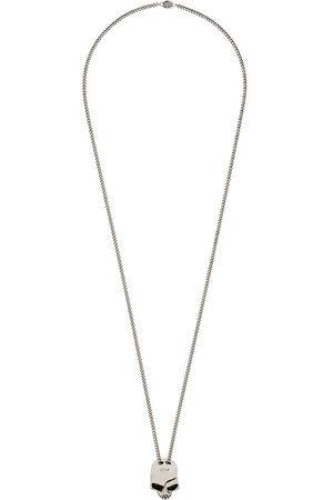 Alexander McQueen Men Necklaces - Skull pendant necklace