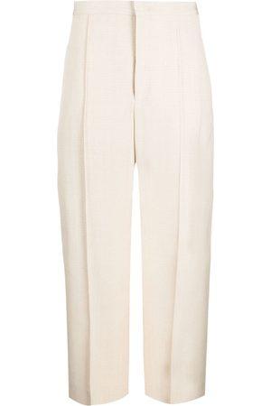 Jil Sander Women Formal Pants - Cropped tailored trousers