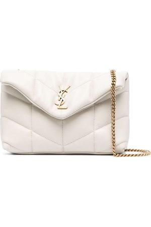Saint Laurent LouLou quilted shoulder bag