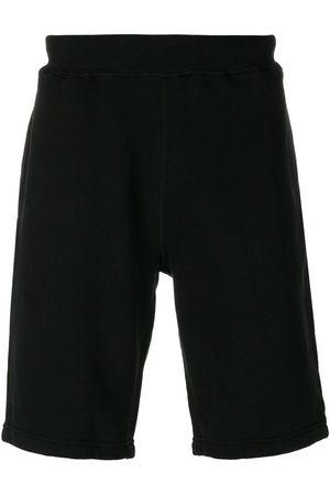 Sunspel Straight leg track shorts