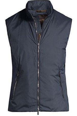 MOORER Men Gilets - Lightweight Zip Vest