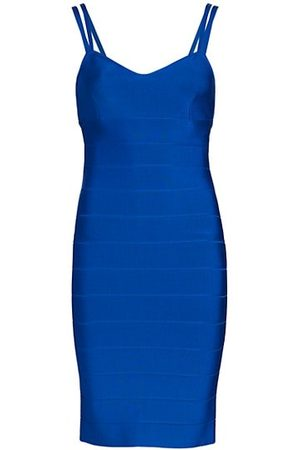 Hervé Léger Bustier Icon Mini Dress