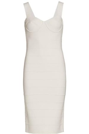 Hervé Léger Women Midi Dresses - Sweetheart Midi Dress
