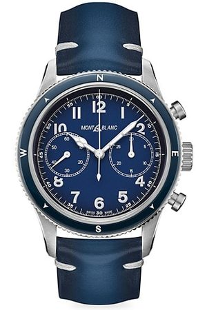 Mont Blanc Watches - 1858 1858 Automatic Chronograph Watch