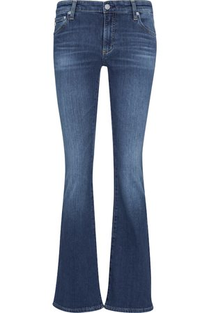 AG Jeans Women Bootcut & Flares - Low-rise bootcut jeans