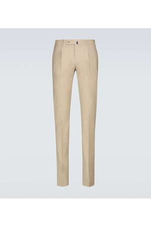 Incotex High comfort chino pants