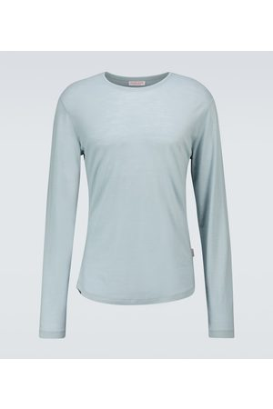 Orlebar Brown OB-T long-sleeved T-shirt