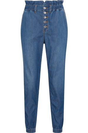 VERONICA BEARD Tedi high-rise straight jeans