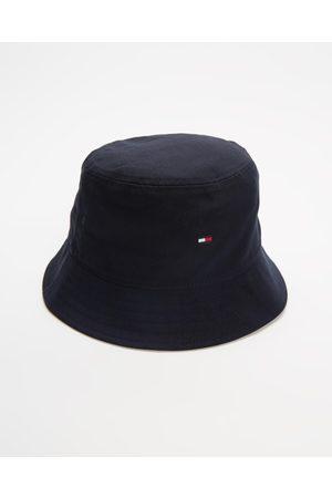 Tommy Hilfiger Flag Bucket Hat - Hats (Desert Sky) Flag Bucket Hat