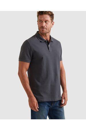 Sportscraft Men Tops - SC Polo - T-Shirts & Singlets (Charcoal) SC Polo