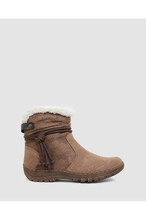 Easy Steps Eskimo - Ankle Boots (TAUPE) Eskimo