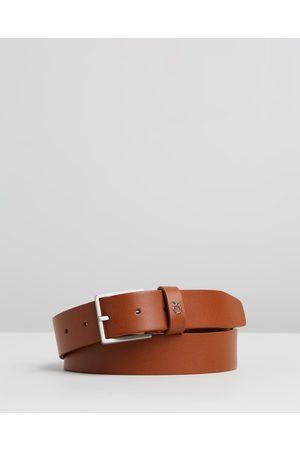 Calvin Klein Men Belts - Formal 3.5cm Belt - Belts (Cognac) Formal 3.5cm Belt