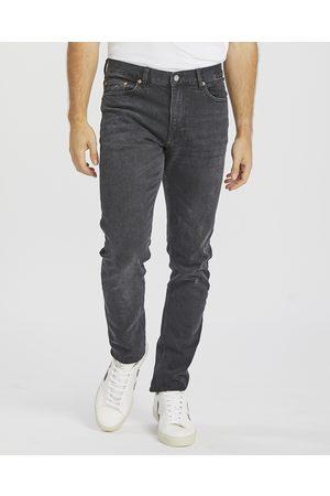 Dr Denim Men Slim - Clark Jeans - Slim ( Soot) Clark Jeans