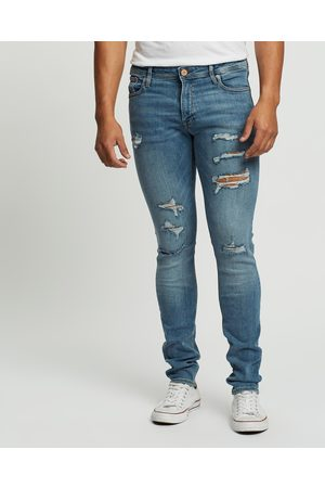 Jack & Jones Liam Original Skinny Fit Jeans - Jeans ( Denim) Liam Original Skinny Fit Jeans