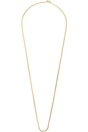 Fernando Jorge Thick 18kt Snake-chain Necklace - Mens