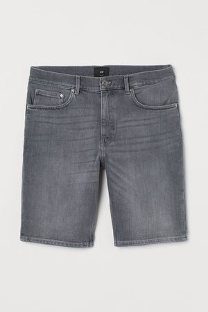 H&M Slim Fit Denim Shorts