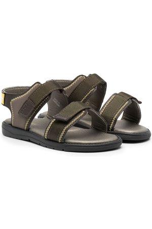 HUGO BOSS Double strap sandals