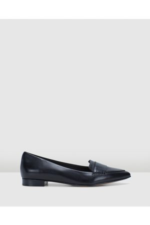 Clarks Women Loafers - Laina15 Loafer2 - Dress Shoes ( Combo) Laina15 Loafer2