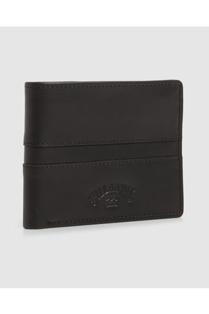 Billabong Boundary Rfid 2 In 1 Wallet - Wallets ( GRAIN) Boundary Rfid 2 In 1 Wallet