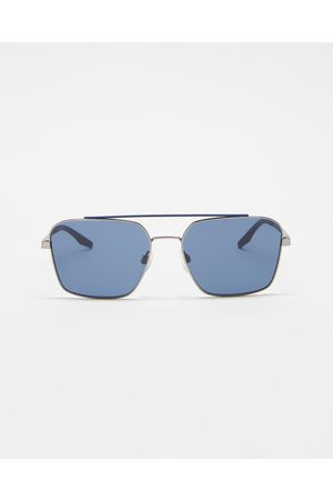 Converse Activate - Sunglasses (Satin Gunmetal & Navy) Activate