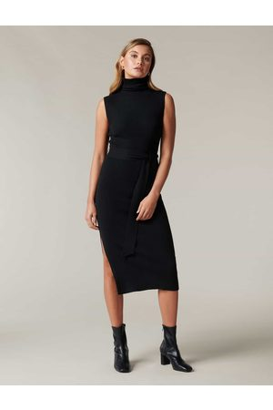 Forever New Women Knitted Dresses - Emilia Roll