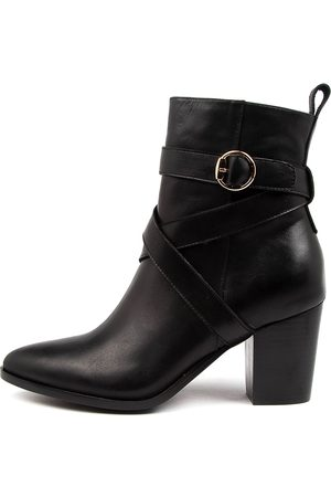 Django & Juliette Women Ankle Boots - Thelma Dj Heel Boots Womens Shoes Casual Ankle Boots