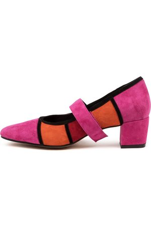 DJANGO & JULIETTE Hassie Dj Bright Shoes Womens Shoes Casual Heeled Shoes