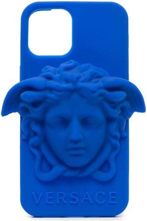 VERSACE Men Phone Cases - Medusa head iPhone 12 Pro case