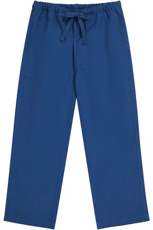 Caramel Squid cotton twill pants