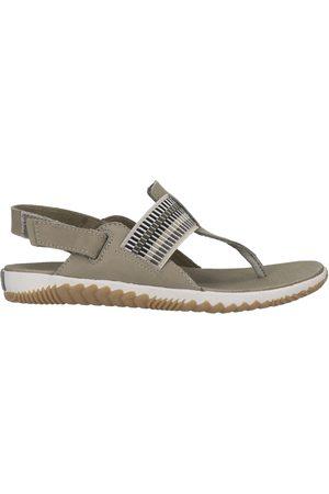 sorel Toe strap sandals