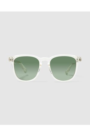 LOCAL SUPPLY Syd Sunglasses Polished Clear