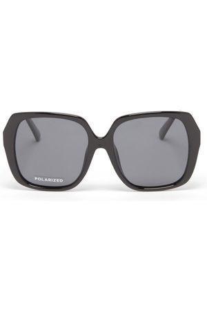 Le Specs Frofro Oversized Square Sunglasses - Womens