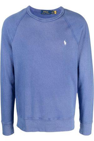 Polo Ralph Lauren Embroidered-logo jumper