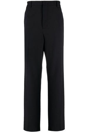 VALENTINO Men Formal Pants - Side-stripe tailored trousers