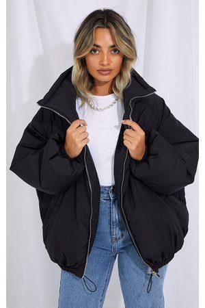 PRETTYLITTLETHING Women Winter Jackets - Petite Extreme Oversized Puffer Jacket