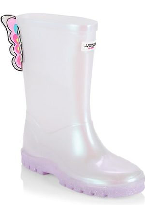 SOPHIA WEBSTER Little Girl's & Girl's Unicorn Welly Rain Boots
