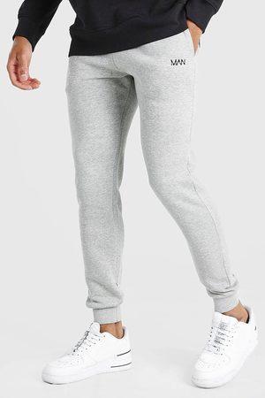Boohoo Men Joggers - Mens Original MAN Skinny Fit Joggers