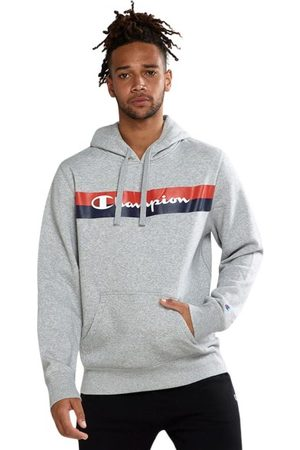 Champion Sporty Graphic Tape Mens Hoodie