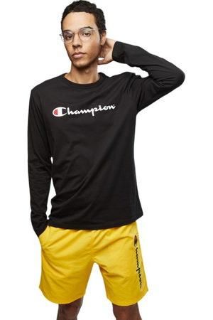 Champion Men Shorts - Script Jersey Mens Shorts