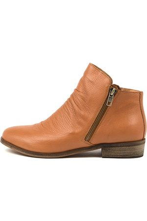 Django & Juliette Split Scotch Boots Womens Shoes Casual Ankle Boots