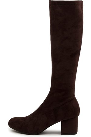 I LOVE BILLY Kannady Il Choc Boots Womens Shoes Casual Long Boots