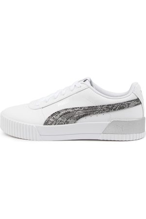 PUMA 375959 Carina Untamed W Pm Sneakers Womens Shoes Casual Casual Sneakers