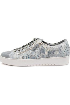 Django & Juliette Laila Djl Steel Metallic Sneakers Womens Shoes Casual Casual Sneakers