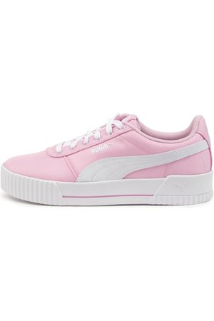 PUMA 368669 Carina Cv W Pm Sneakers Womens Shoes Casual Casual Sneakers