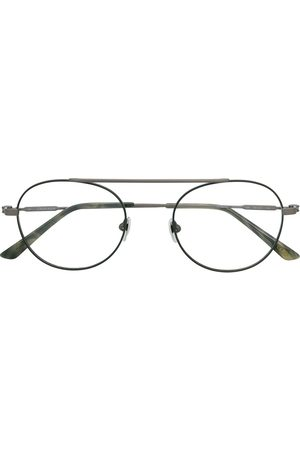 Calvin Klein Men Sunglasses - CK19151 round-frame glasses